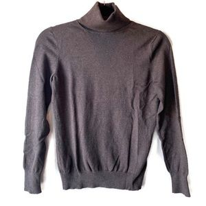 Banana Republic Brown Turtleneck Sweater